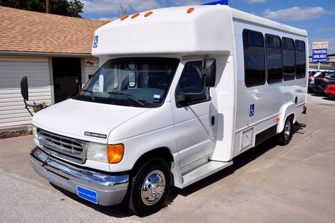 2005 Ford E-450 for sale in Wichita Falls, TX