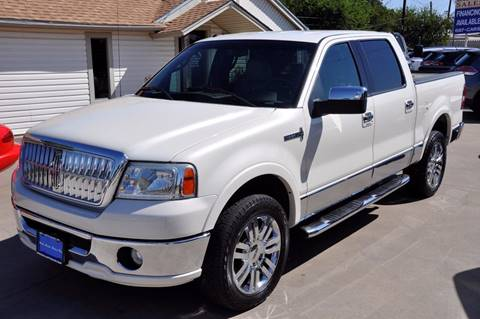 2007 Lincoln Mark LT for sale in Wichita Falls, TX