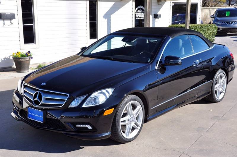 2011 mercedes benz e class e550 cabriolet for sale cargurus for Mercedes benz wichita falls