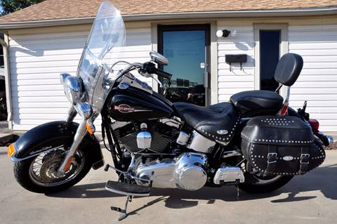 2007 Harley-Davidson Heritage Softail  for sale in Wichita Falls, TX