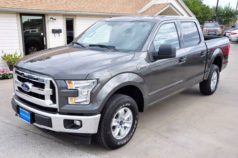 2017 Ford F-150 for sale in Wichita Falls, TX