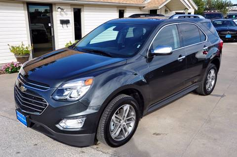 2017 Chevrolet Equinox for sale in Wichita Falls, TX