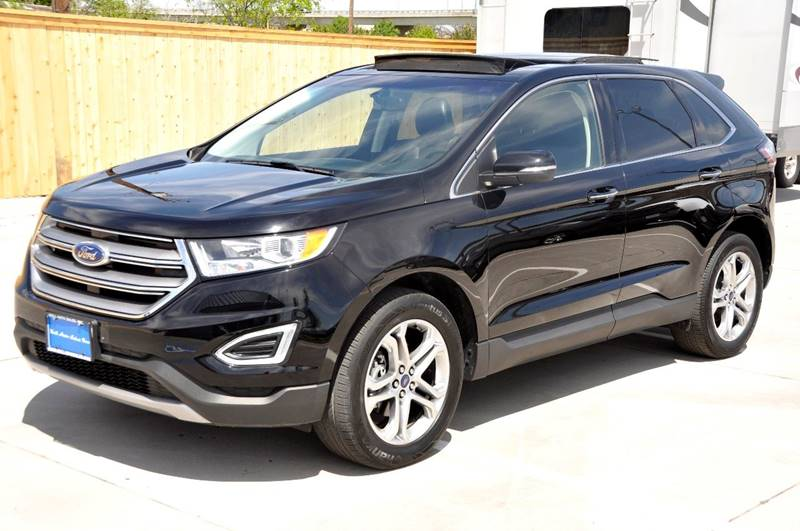 Ford Edge For Sale At Kell Auto Sales Inc In Wichita Falls Tx