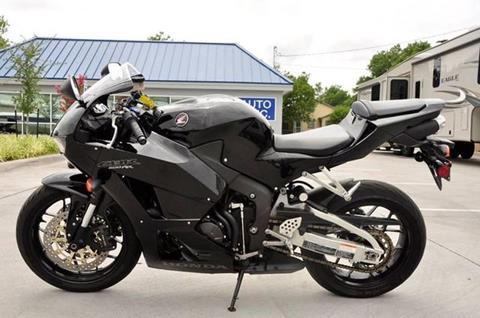 2015 Honda CBR600RR for sale in Wichita Falls, TX