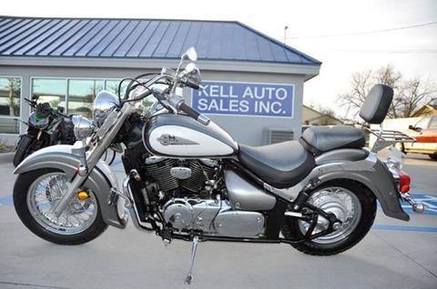 2003 Suzuki VL800ZK3 Intruder Volusia for sale in Wichita Falls, TX
