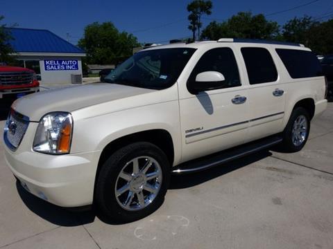 2013 GMC Yukon XL for sale in Wichita Falls, TX
