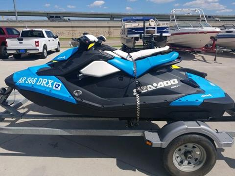 2017 Sea-Doo/BRP SPARK 3UP for sale in Wichita Falls, TX