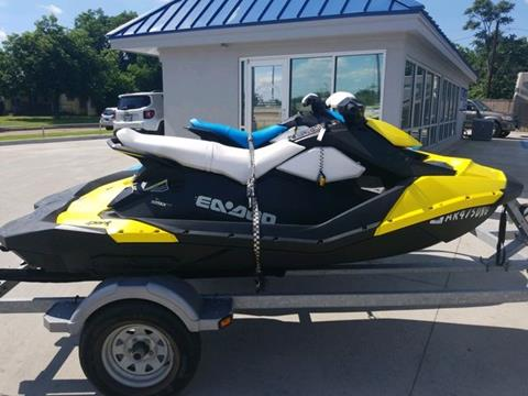 2014 Sea-Doo/BRP SPARK 3UP for sale in Wichita Falls, TX