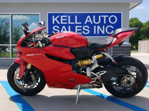 2013 Ducati 1199 Panigale for sale in Wichita Falls, TX