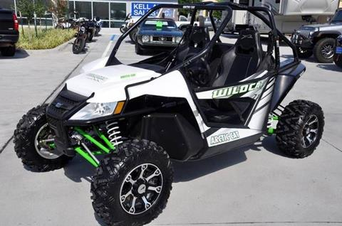 2016 Arctic Cat Wild Cat X for sale at Kell Auto Sales, Inc in Wichita Falls TX