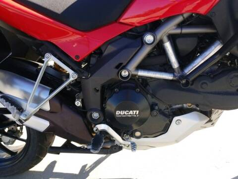 2012 Ducati Multistrada 1200 S