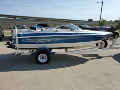 2007 Larson SEI 180 SKI FISH for sale at Kell Auto Sales, Inc - Grace Street in Wichita Falls TX
