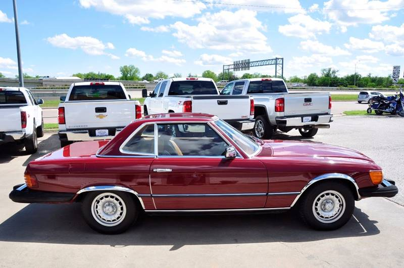 1977 mercedes benz 450 sl in wichita falls tx kell auto