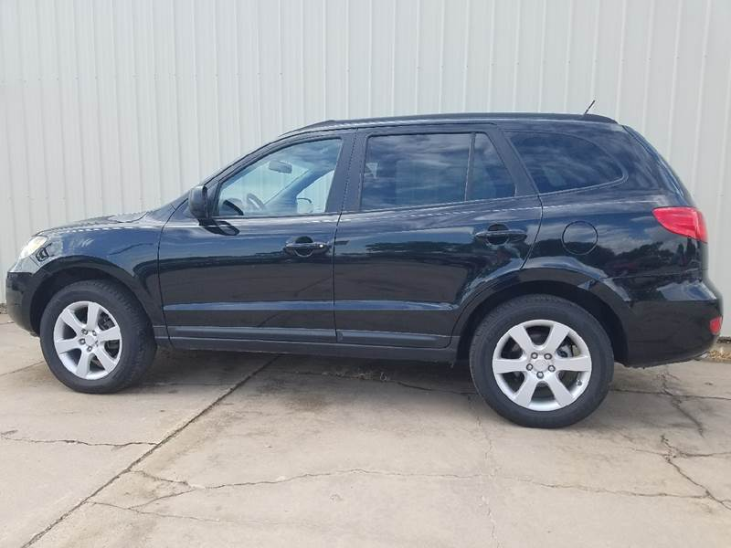 2009 hyundai santa fe gls 4dr suv in salina ks salina. Black Bedroom Furniture Sets. Home Design Ideas