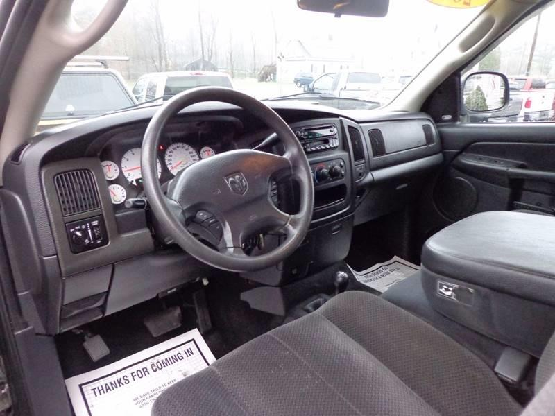 2003 Dodge Ram Pickup 2500 2dr Regular Cab SLT 4WD LB - Derry NH