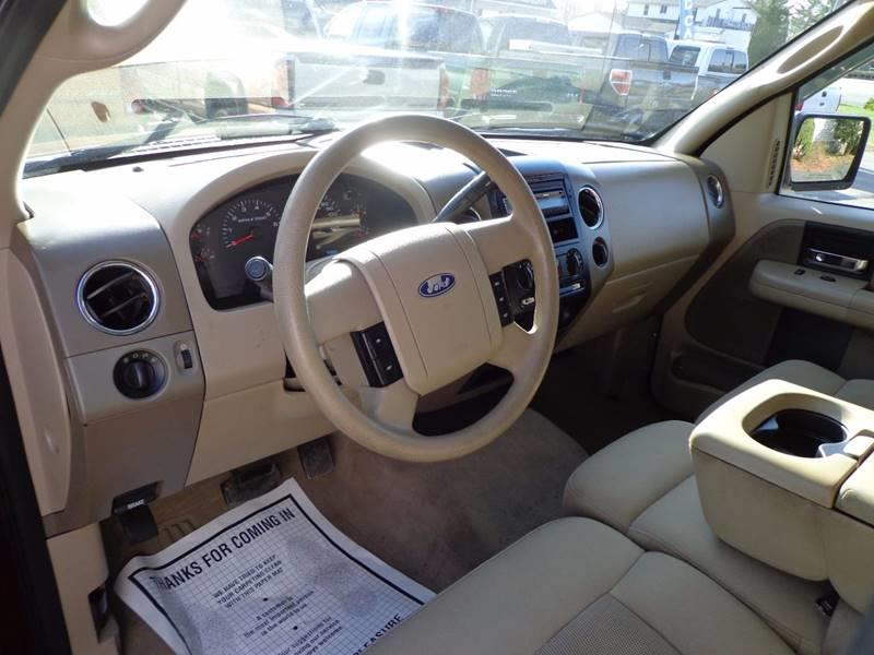 2005 Ford F-150 4dr SuperCrew XLT 4WD Styleside 5.5 ft. SB - Derry NH