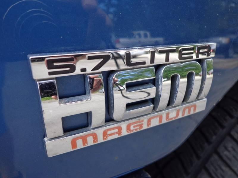 2004 Dodge Ram Pickup 1500 4dr Quad Cab SLT 4WD SB - Derry NH