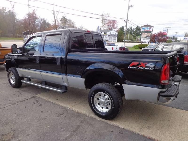 2004 Ford F-250 Super Duty 4dr Crew Cab XLT 4WD SB - Derry NH