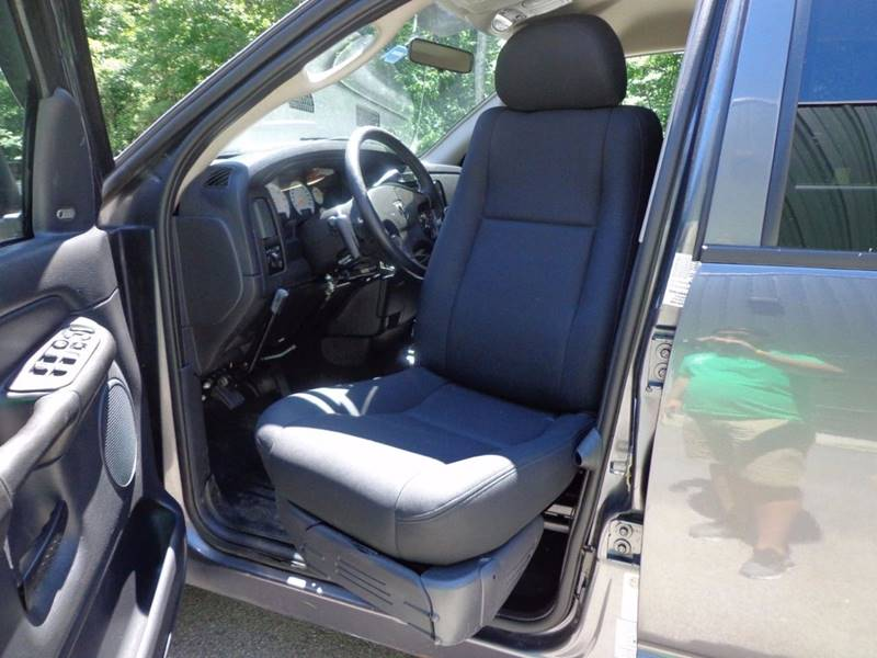 2003 Dodge Ram Pickup 1500 4dr Quad Cab SLT 4WD SB - Derry NH