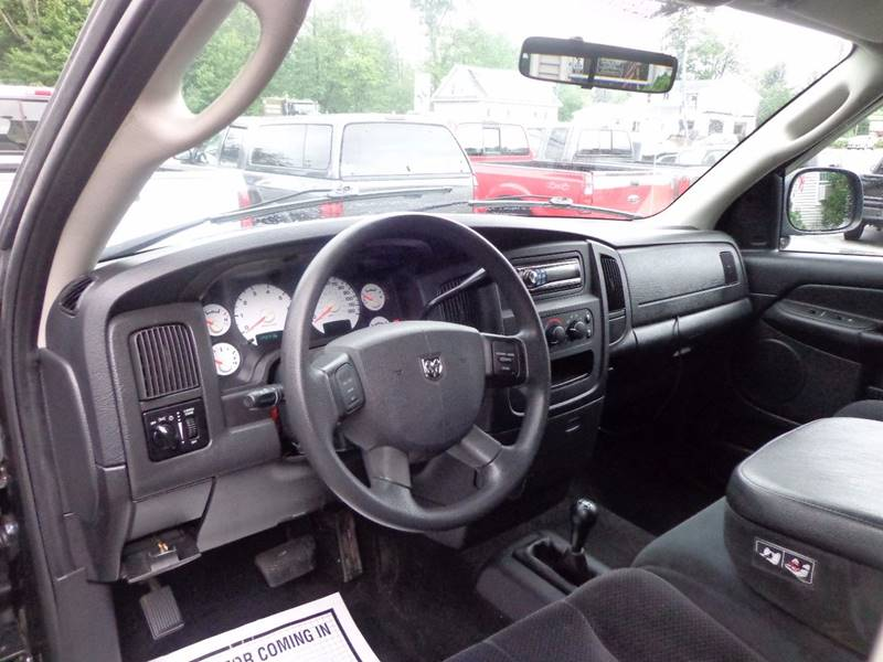 2005 Dodge Ram Pickup 1500 4dr Quad Cab SLT 4WD SB - Derry NH
