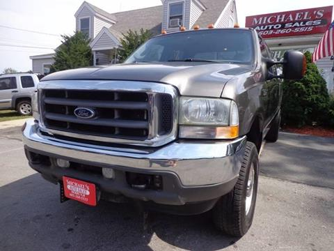2004 Ford F-250 Super Duty for sale in Derry, NH