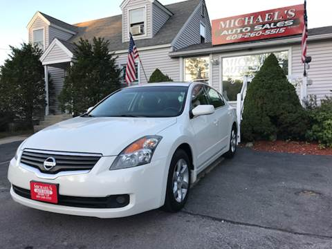 2008 Nissan Altima for sale in Derry, NH