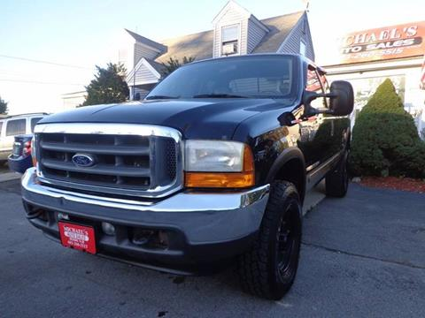 2001 Ford F-350 Super Duty for sale in Derry, NH