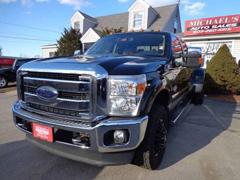 2012 Ford F-350 Super Duty for sale in Derry, NH