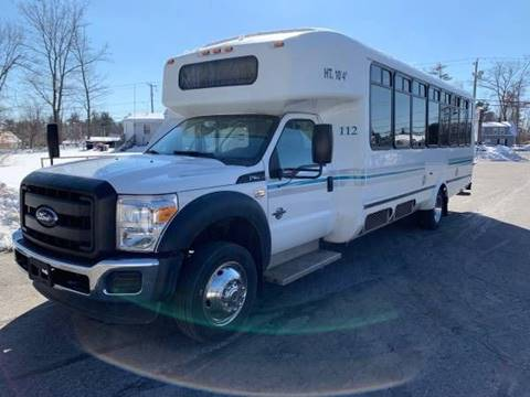 2015 Ford F-550 Super Duty for sale in Derry, NH