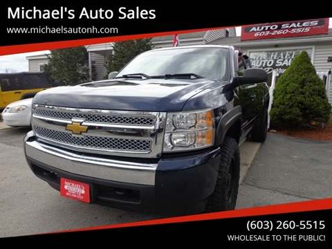 2007 Chevrolet Silverado 1500 for sale at Michael's Auto Sales in Derry NH