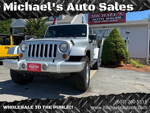 2007 Jeep Wrangler Unlimited for sale in Derry, NH