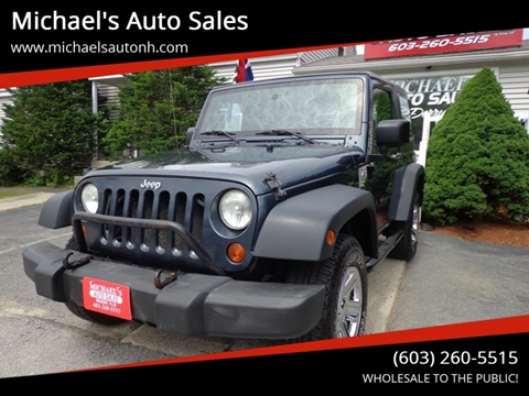 2007 Jeep Wrangler for sale in Derry, NH
