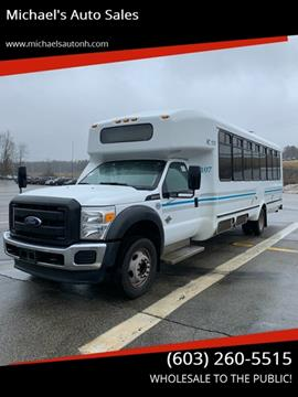 2014 Ford F-550 Super Duty for sale in Derry, NH