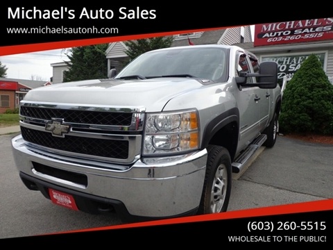 2011 Chevrolet Silverado 2500HD for sale at Michael's Auto Sales in Derry NH