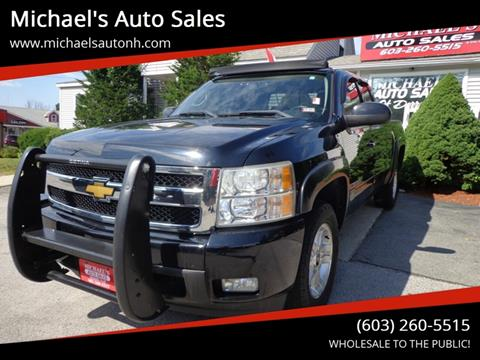 2008 Chevrolet Silverado 1500 for sale at Michael's Auto Sales in Derry NH