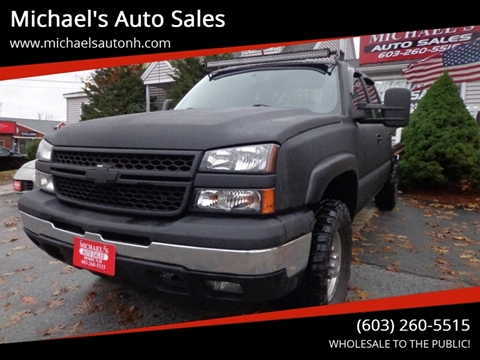 2007 Chevrolet Silverado 1500HD Classic for sale at Michael's Auto Sales in Derry NH
