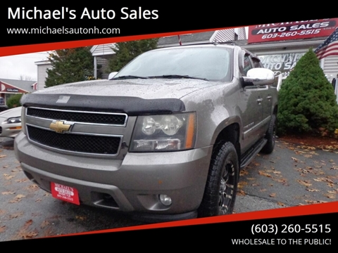 2007 Chevrolet Avalanche for sale at Michael's Auto Sales in Derry NH