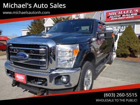 2011 Ford F-350 Super Duty for sale at Michael's Auto Sales in Derry NH