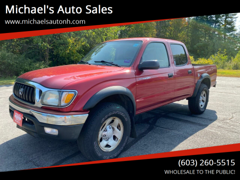 2004 Toyota Tacoma for sale at Michael's Auto Sales in Derry NH