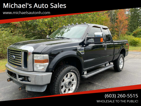 2009 Ford F-350 Super Duty for sale at Michael's Auto Sales in Derry NH