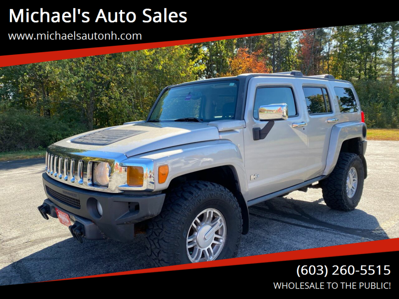 2007 HUMMER H3 for sale at Michael's Auto Sales in Derry NH