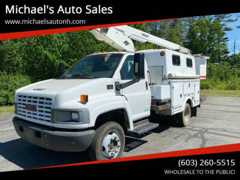 2005 GMC C4500 for sale at Michael's Auto Sales in Derry NH