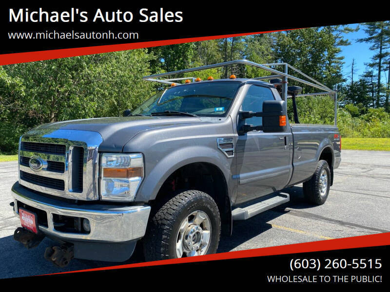 2010 Ford F-250 Super Duty for sale at Michael's Auto Sales in Derry NH
