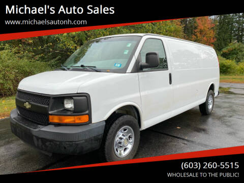 2008 Chevrolet Express Cargo for sale at Michael's Auto Sales in Derry NH