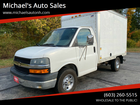 2005 Chevrolet Express Cutaway for sale at Michael's Auto Sales in Derry NH