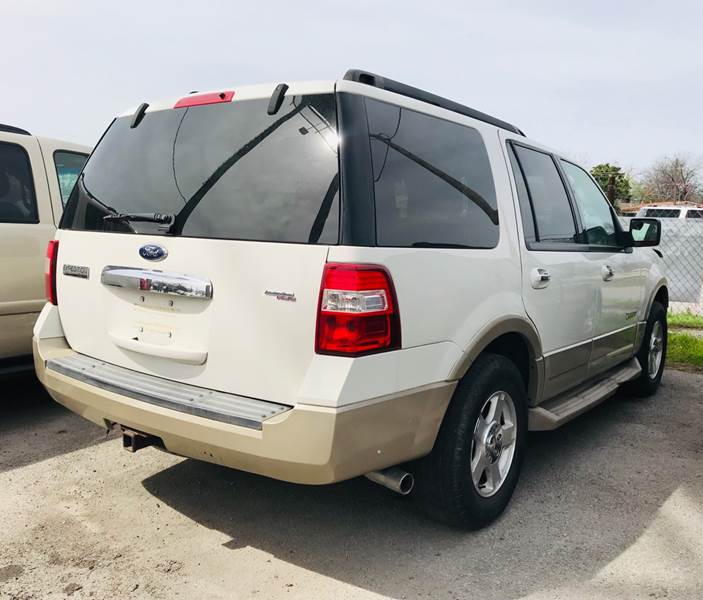 Ford Expedition 2008 For Sale: 2008 Ford Expedition 4x2 Eddie Bauer 4dr SUV In San