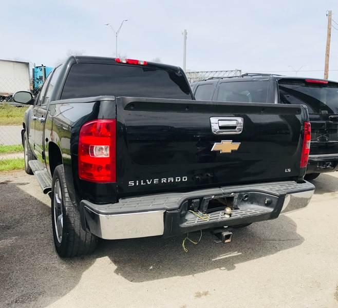 2010 Chevrolet Silverado 1500 4x2 LS 4dr Crew Cab 5.8 Ft