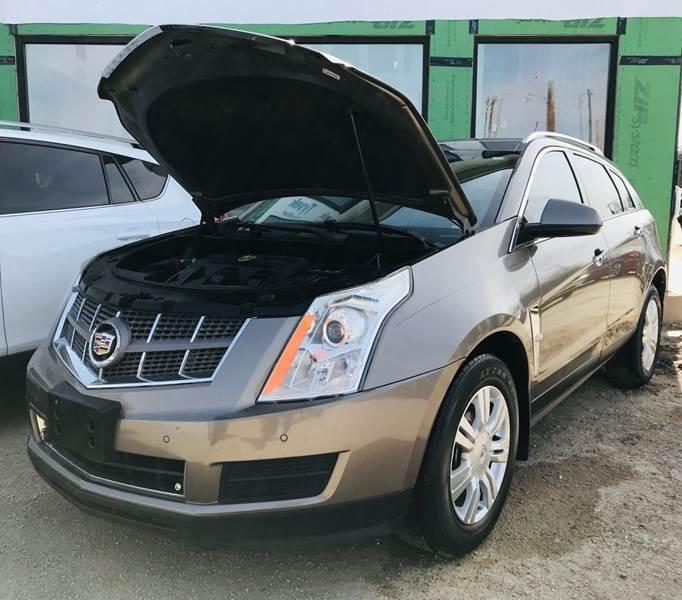 2012 Cadillac Srx Luxury Collection 4dr SUV In San Antonio