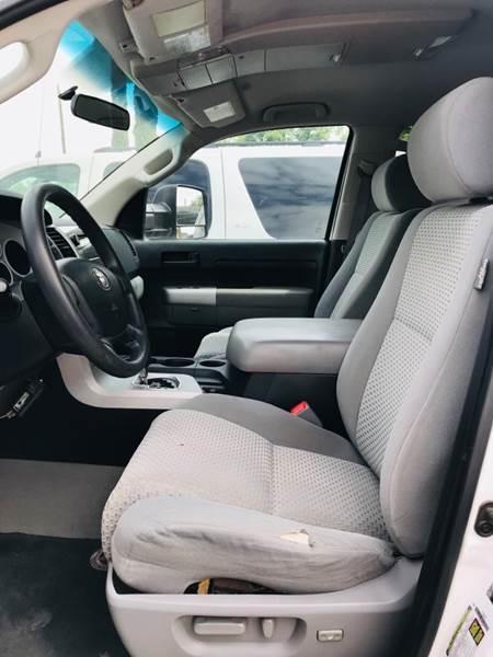 2007 Toyota Tundra SR5 4dr Double Cab SB (5 7L V8) In San