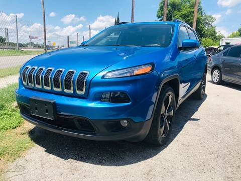 2018 Jeep Cherokee for sale in San Antonio, TX